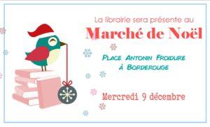 Marché de Noël Borderouge Sud